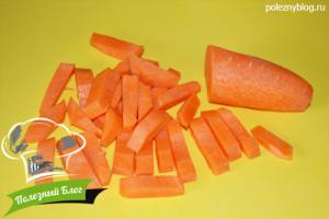 Овощное рагу со стручковой фасолью | Шаг 2