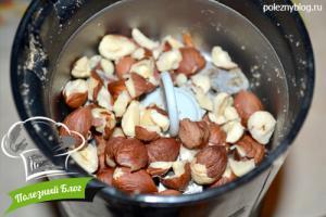 Батончики из сухофруктов и орехов | Шаг 3
