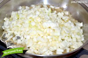 Бобовый суп   Шаг 7