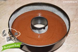 Шоколадный брауни | Шаг 11