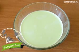 Фисташковое молоко | Шаг 7