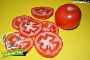 Хек с овощами в духовке | Шаг 4