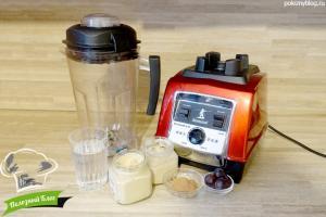 Какао с урбечом | Ингредиенты