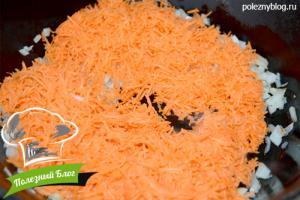 Капустный пирог с капустой | Шаг 6