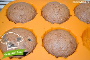 Кекс из рисовой муки | Шаг 11