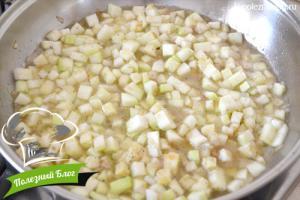 Крем-суп из спаржи, кабачка и риса | Шаг 8