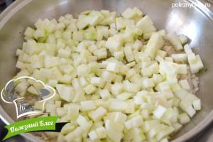 Крем-суп из спаржи, кабачка и риса | Шаг 7