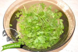 Крем-суп из спаржи, кабачка и риса | Шаг 1