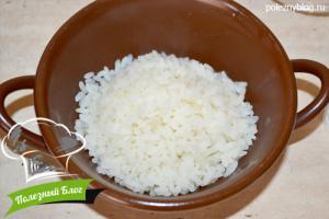 Крем-суп из спаржи, кабачка и риса | Шаг 15