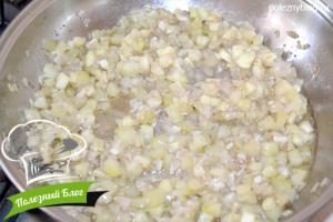 Крем-суп из спаржи, кабачка и риса | Шаг 12