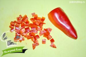 Крылышки в красном томатном соусе | Шаг 3