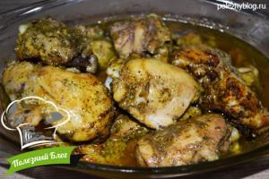 Куриные бёдра в духовке | Шаг 5