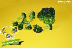 Пошаговый фото-рецепт лосося (семги) с брокколи и кабачком под сливочным соусом, Вторые блюда, Полезный Блог, Полезно, красиво, просто, быстро и вкусно