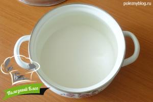 Молоко из бразильского ореха | Шаг 8