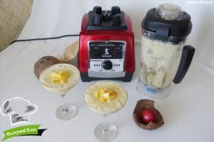 Мороженное из манго и кокоса | Готовое