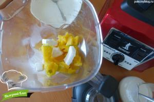 Мороженное из манго и кокоса | Шаг 4