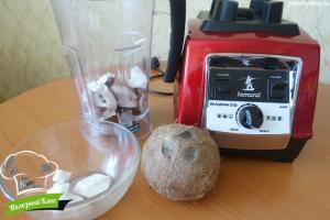 Мороженное из манго и кокоса | Шаг 2