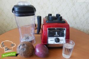 Мороженное из манго и кокоса | Ингредиенты