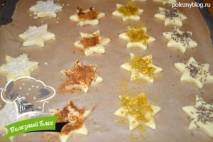 Печенье «Дорожное» | Шаг 10