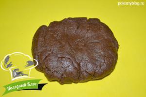 Печенье «Серпантин»   Шаг 7