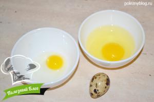 Перепелиные яйца, запечённые в пюре | Шаг 5