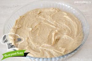 Пирог с грушей и ежевикой | Шаг 5