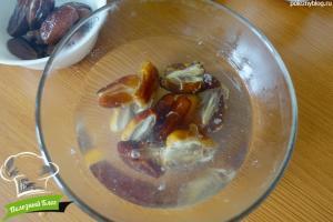Постное банановое печенье | Шаг 1