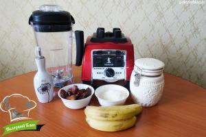 Постное банановое печенье | Ингредиенты