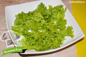 Салат из авокадо и кукурузы без масла | Шаг 5