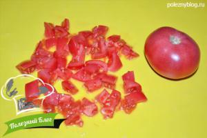 Салат из авокадо и кукурузы без масла | Шаг 4