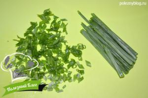 Салат из фасоли с помидорами | Шаг 2