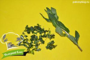 Салат с нутом и помидорами | Шаг 5