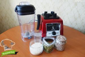 Сила семян | Ингредиенты