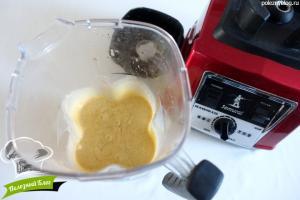 Смузи из королька и банана | Шаг 4