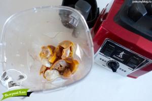 Смузи из королька и банана | Шаг 3