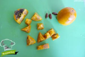 Смузи из королька и банана | Шаг 1
