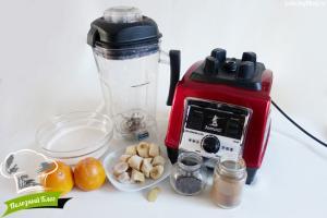 Смузи из королька и банана | Ингредиенты
