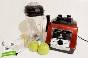 Смузи с зеленой гречкой | Ингредиенты