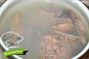 Суп из утки | Шаг 10