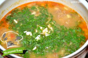 Суп из утки | Шаг 19