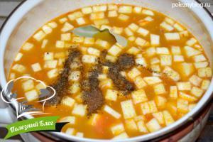 Суп из утки | Шаг 18