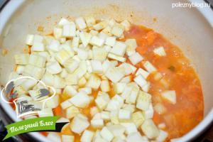 Суп из утки | Шаг 16