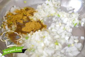 Суп-пюре из кабачков   Шаг 3