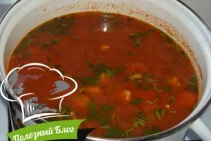 Тыквенный суп | шаг 13