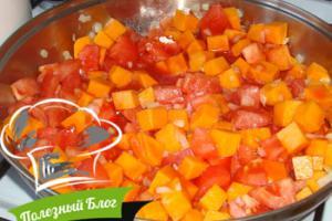 Тыквенный суп | шаг 10