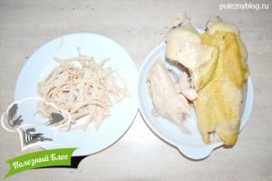 Тыквенный суп с курицей | Шаг 8