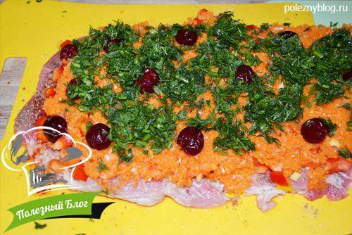 Омлет с колбасой на сковороде рецепт с фото