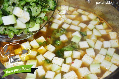 Супы рецепты из кролика