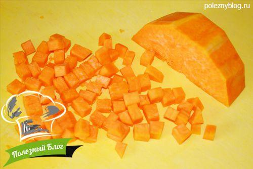 Приготовить картошку с курицей на сковороде
