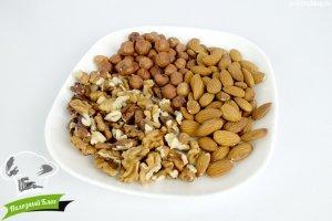 Активированные орехи | Ингредиенты